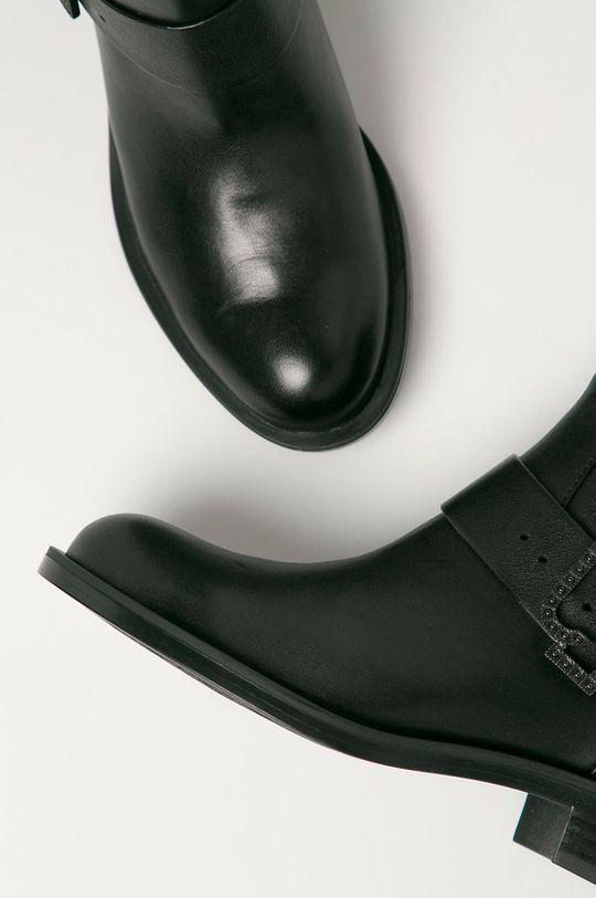 Liu Jo - Kožené kotníkové boty  Svršek: Přírodní kůže Vnitřek: Umělá hmota Podrážka: Umělá hmota