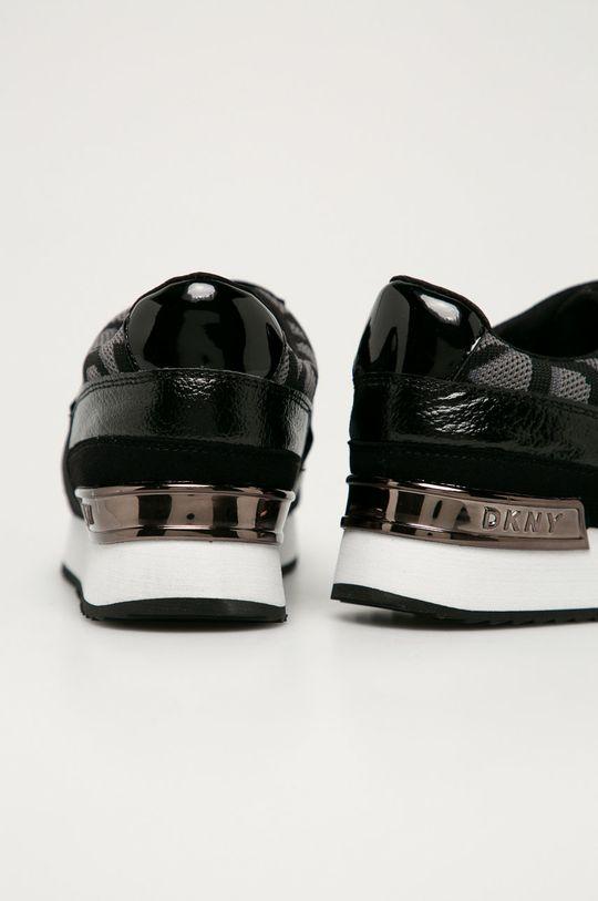 Dkny - Pantofi  Gamba: Material sintetic, Material textil Interiorul: Material textil Talpa: Material sintetic