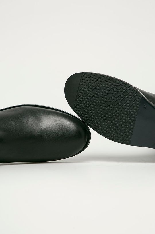 negru Tommy Hilfiger - Ghete de piele