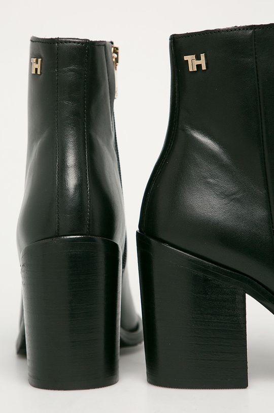 Tommy Hilfiger - Kožené kotníkové boty  Svršek: Přírodní kůže Vnitřek: Umělá hmota, Přírodní kůže Podrážka: Umělá hmota