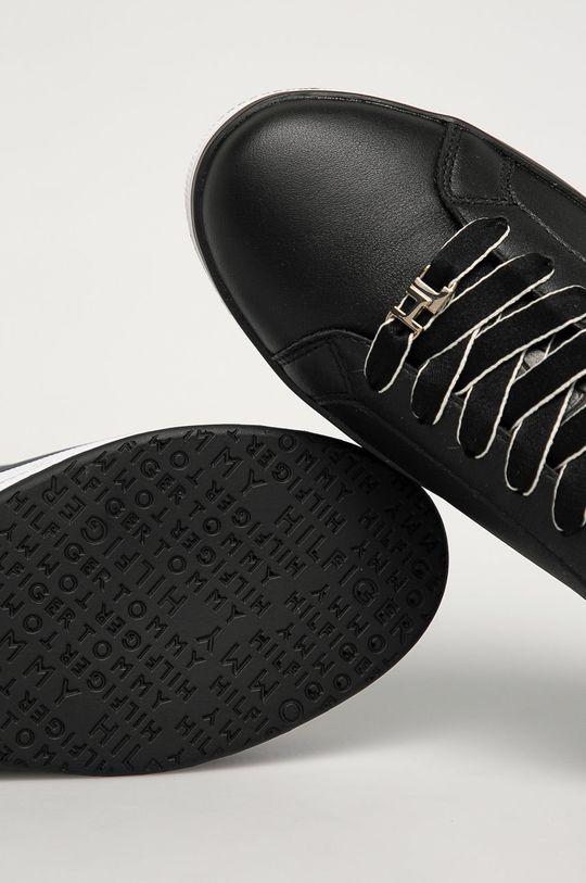 negru Tommy Hilfiger - Pantofi