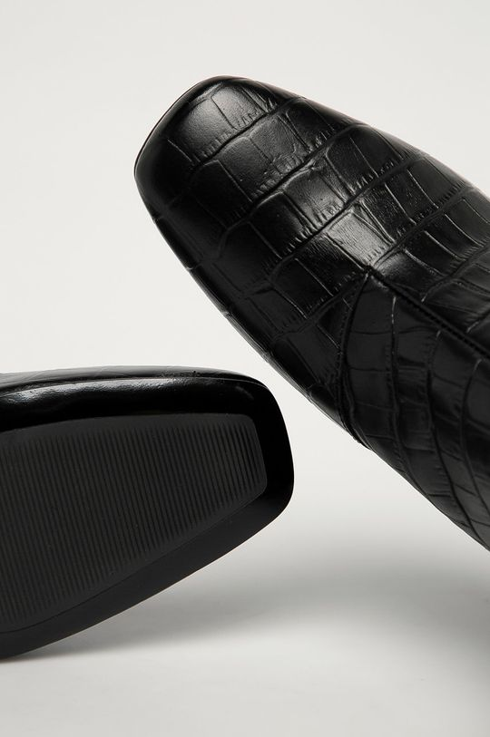 negru Tommy Hilfiger - Cizme de piele