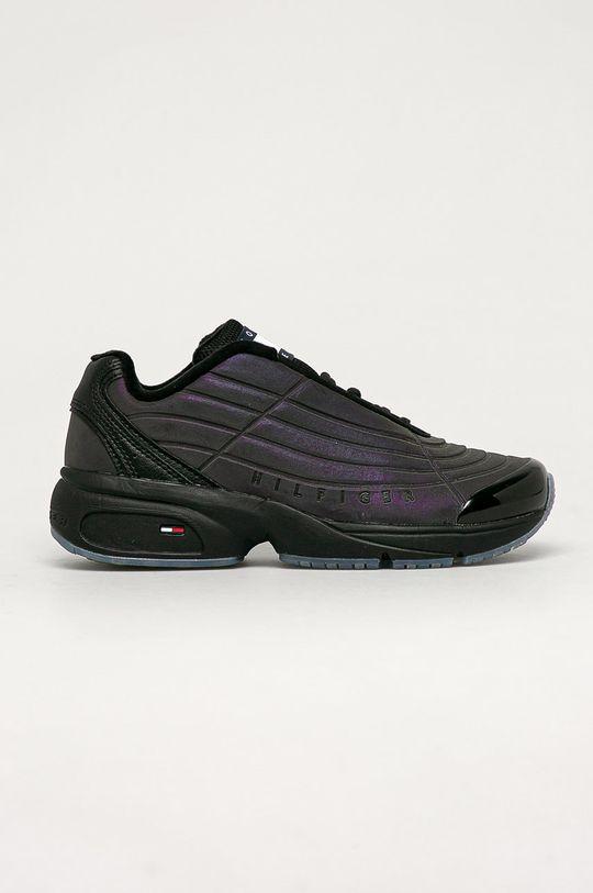 fekete Tommy Jeans - Cipő Női