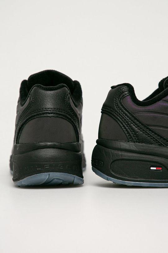 fekete Tommy Jeans - Cipő