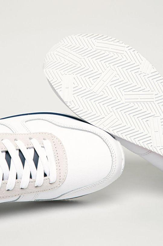 alb Tommy Jeans - Pantofi