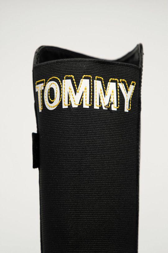 czarny Tommy Jeans - Kozaki