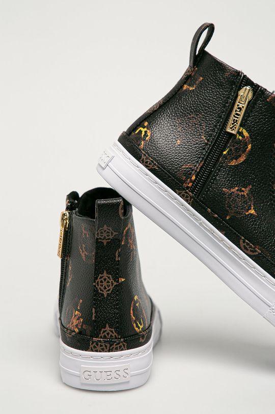 Guess Jeans - Kecky  Svršek: Umělá hmota Vnitřek: Textilní materiál Podrážka: Umělá hmota