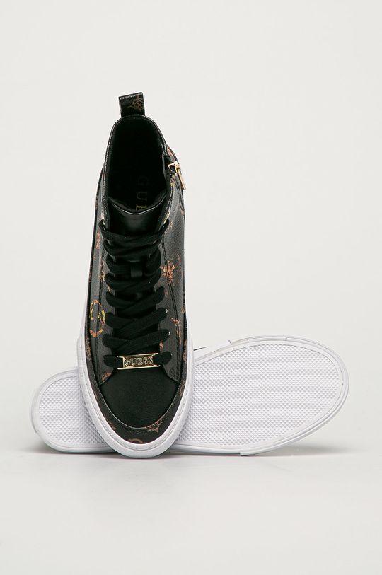černá Guess Jeans - Kecky