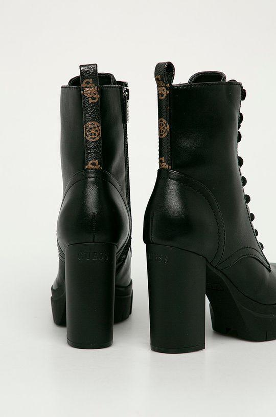 Guess Jeans - Členkové topánky  Zvršok: Syntetická látka Vnútro: Syntetická látka, Textil, Prírodná koža Podrážka: Syntetická látka