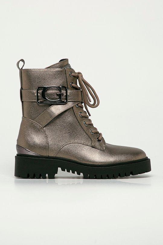 złoty Guess Jeans - Workery Damski
