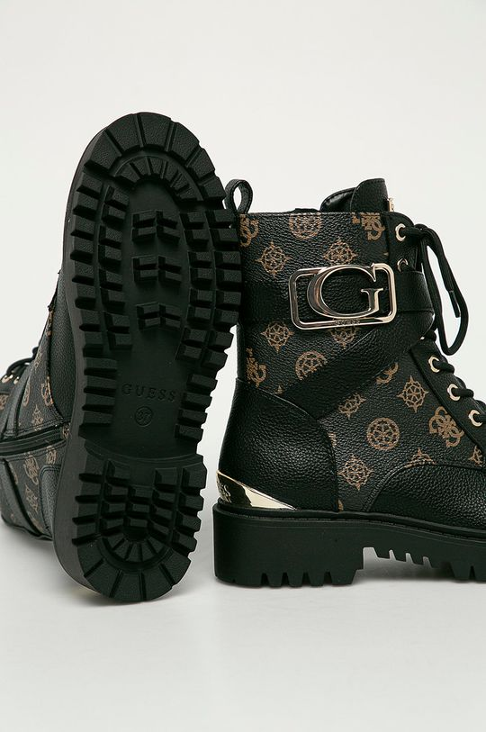 černá Guess Jeans - Farmářky