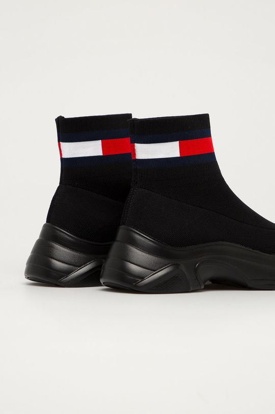 Tommy Jeans - Topánky  Zvršok: Textil Vnútro: Syntetická látka, Textil Podrážka: Syntetická látka