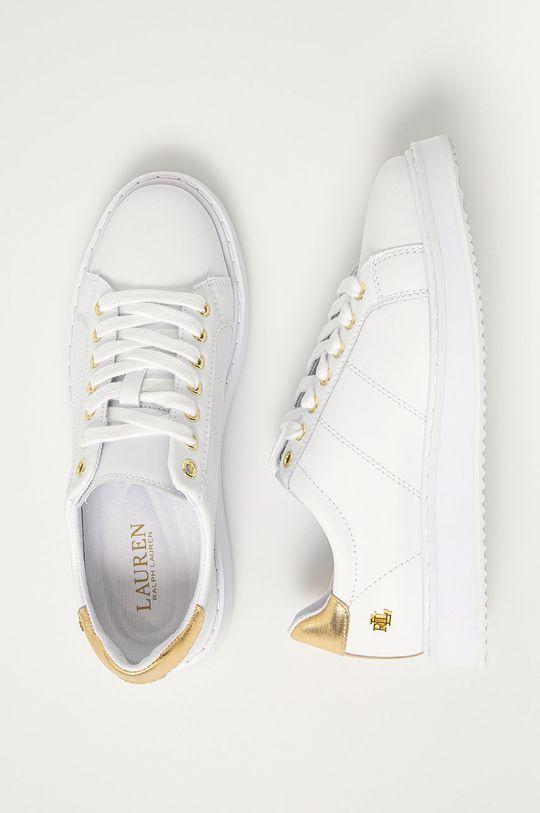 Lauren Ralph Lauren - Kožené boty Dámský
