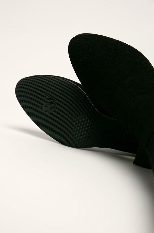 Stuart Weitzman - Шкіряні чоботи Zuzanna
