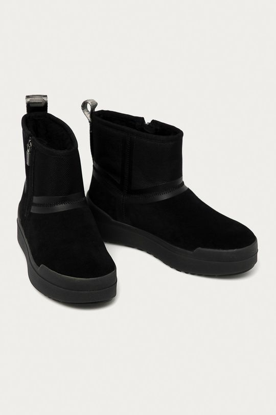 UGG - Cizme de iarna Classic Tech Mini negru