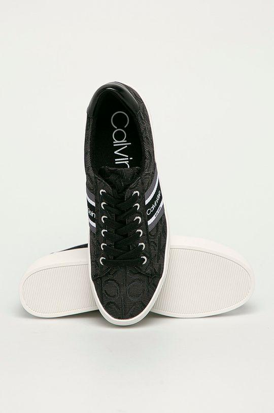 čierna Calvin Klein - Tenisky