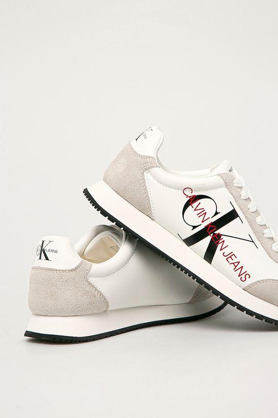 Calvin Klein Jeans - Topánky  Zvršok: Syntetická látka, Textil Vnútro: Syntetická látka, Textil Podrážka: Syntetická látka