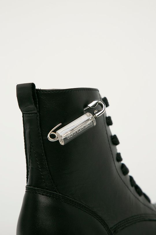 Calvin Klein Jeans - Workery skórzane Damski