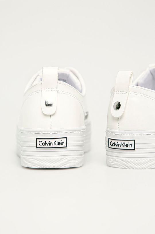 Calvin Klein Jeans - Tenisky  Svršek: Umělá hmota Vnitřek: Textilní materiál Podrážka: Umělá hmota