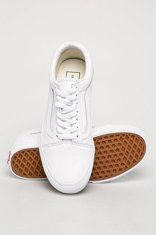 Vans - Kožená obuv Dámsky