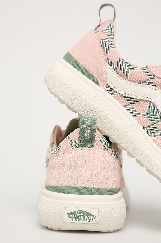 Vans - Pantofi  Gamba: Material sintetic, Material textil, Piele intoarsa Interiorul: Material textil Talpa: Material sintetic
