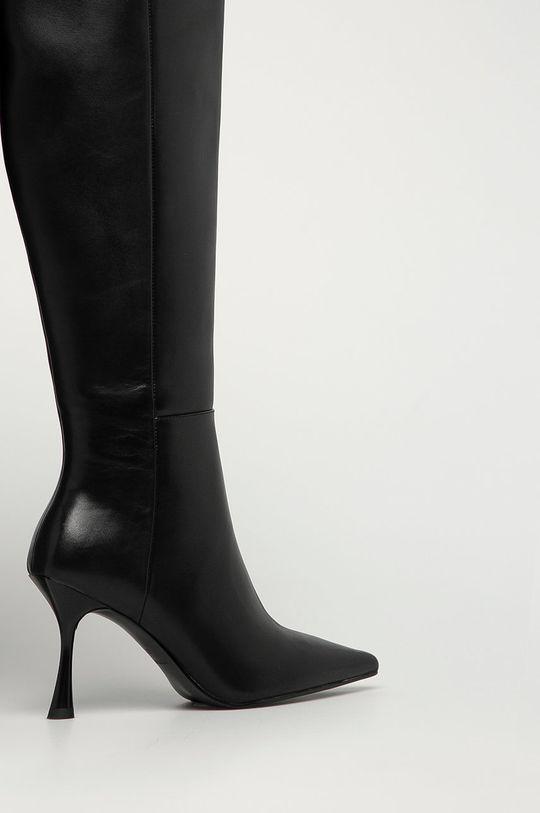 negru Miss Sixty - Ghete de piele