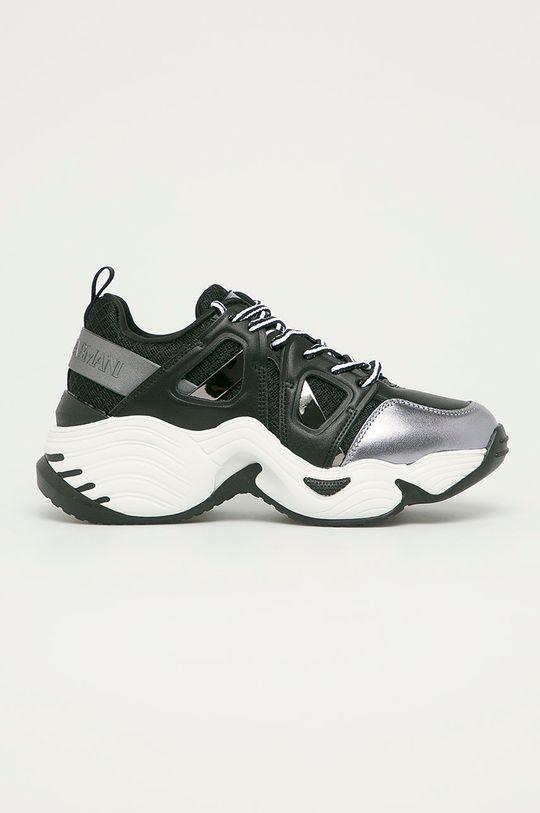 negru Emporio Armani - Pantofi De femei