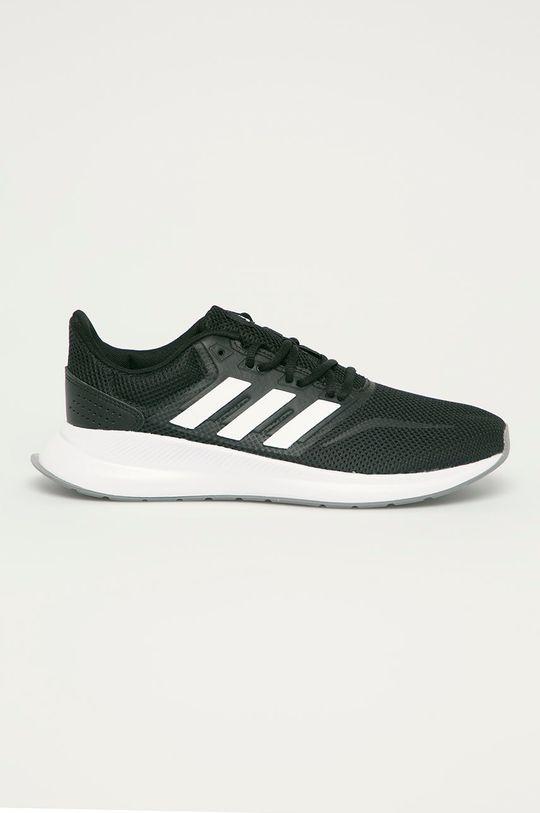 чёрный adidas - Ботинки Runfalcon Женский