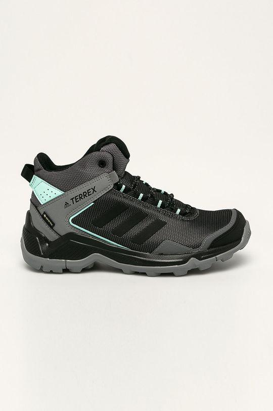 čierna adidas Performance - Topánky Terrex Eastrail Mid GTX Dámsky