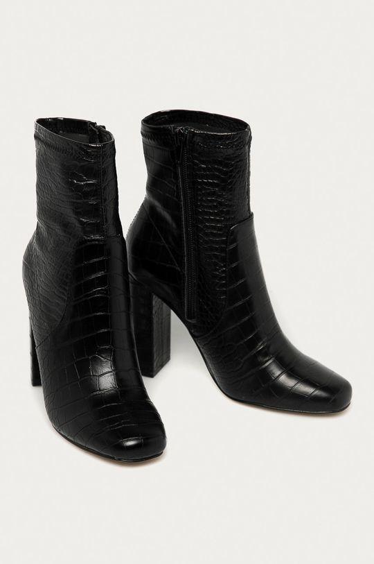 Call It Spring - Členkové topánky Serenn čierna