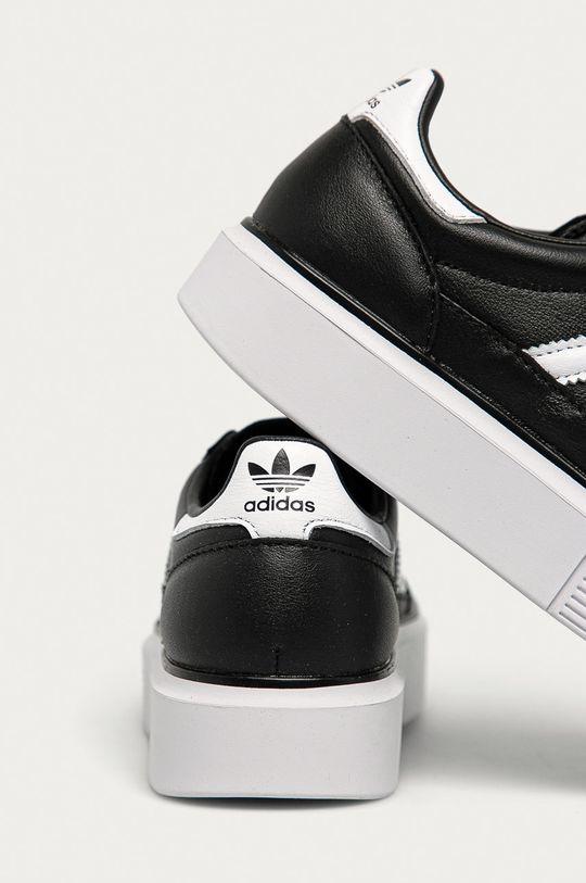 adidas Originals - Kožené boty Sleek Super  Svršek: Přírodní kůže Vnitřek: Textilní materiál, Přírodní kůže Podrážka: Umělá hmota