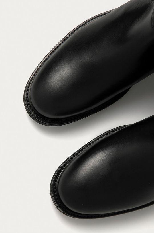 Gant - Kožené kotníkové boty Ashleyy Dámský