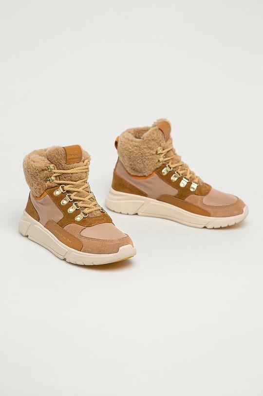 Gant - Pantofi Cocoville bej