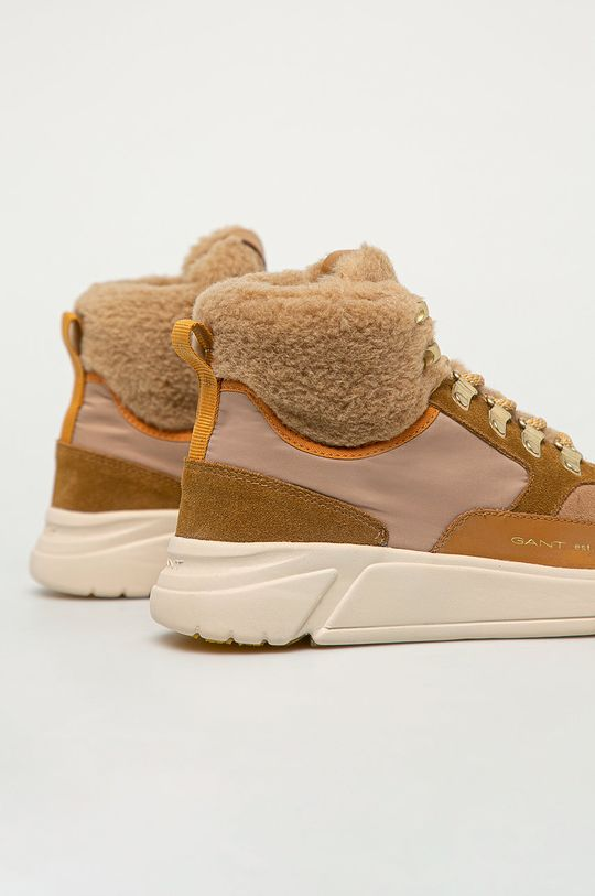 Gant - Pantofi Cocoville  Gamba: Material textil, Piele naturala Interiorul: Material textil, Piele naturala Talpa: Material sintetic