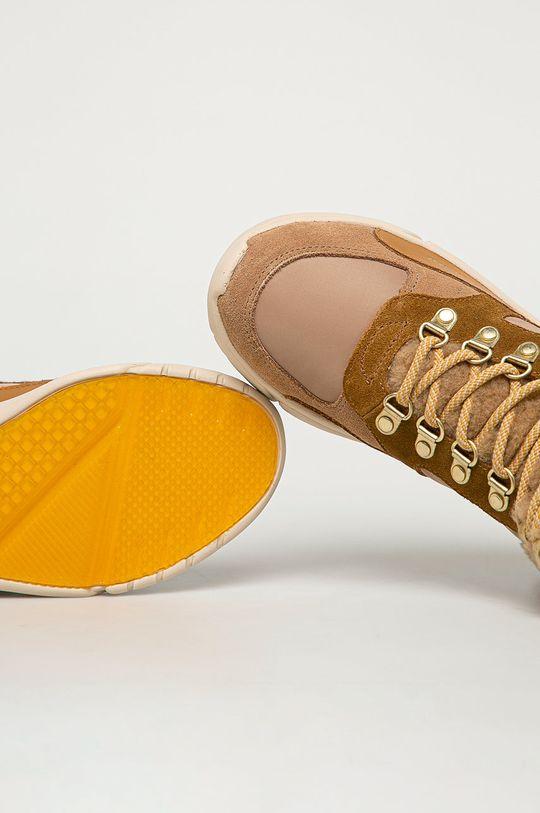 béžová Gant - Topánky Cocoville