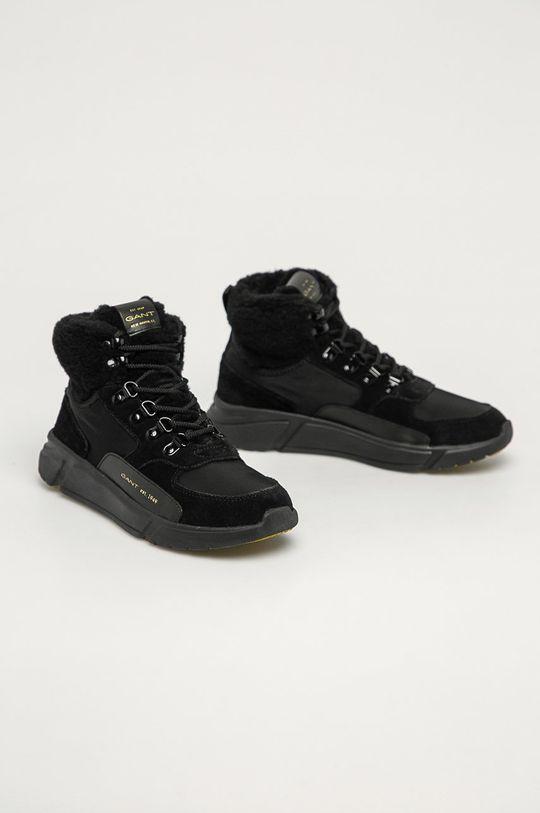 Gant - Topánky Cocoville čierna