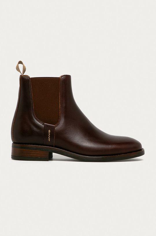 темно-коричневий Gant - Дитячі черевики Fayy Жіночий