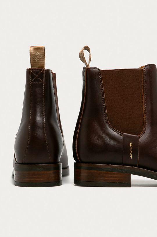 Gant - Дитячі черевики Fayy  Халяви: Натуральна шкіра Внутрішня частина: Натуральна шкіра Підошва: Синтетичний матеріал