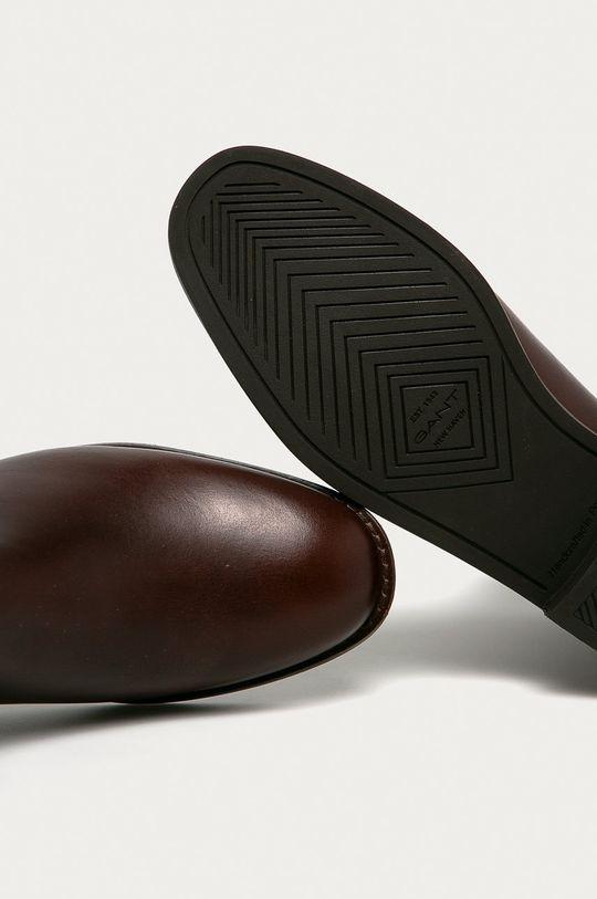 темно-коричневий Gant - Дитячі черевики Fayy