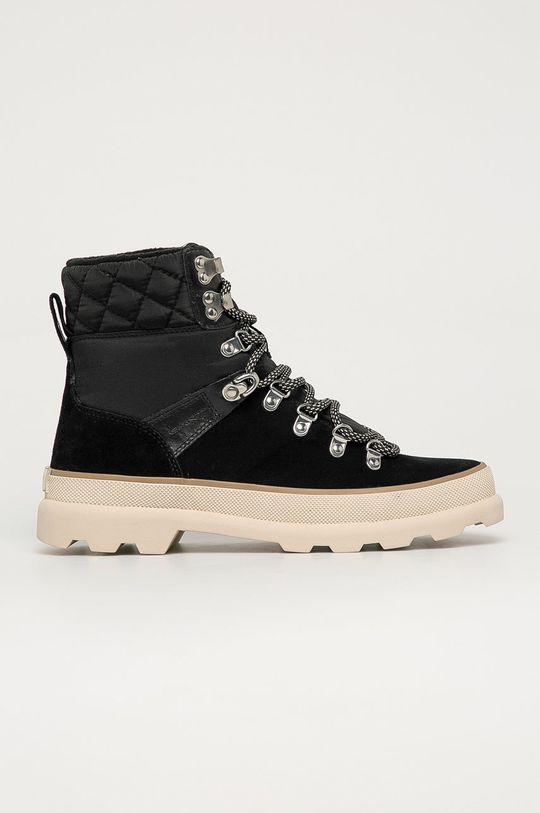 čierna Gant - Členkové topánky Kaari Dámsky