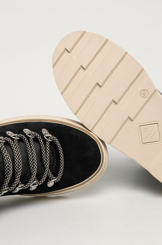 čierna Gant - Členkové topánky Kaari