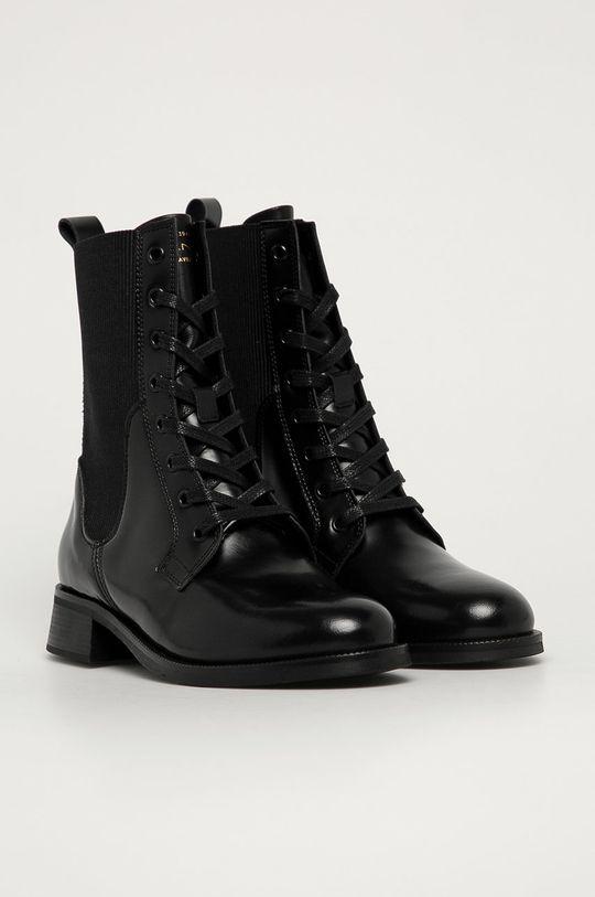 Gant - Workery Likeely czarny