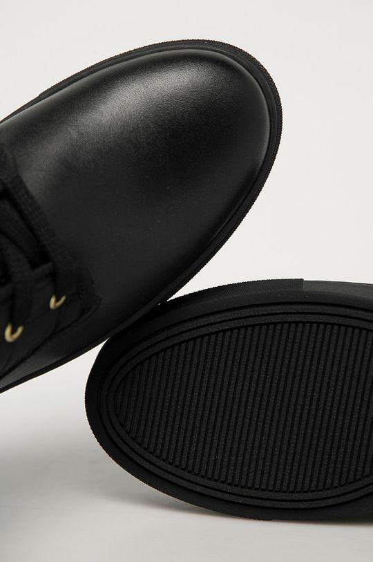 czarny Gant - Botki Vanna