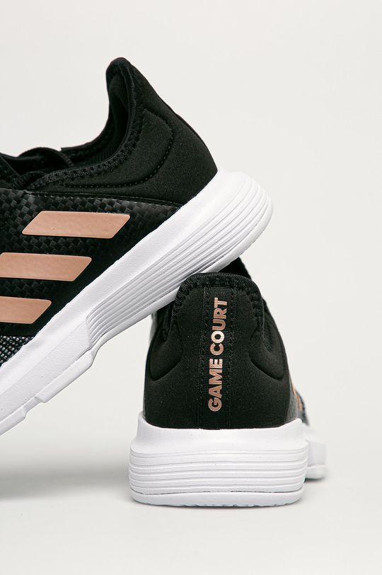 adidas Performance - Pantofi GameCourt W  Gamba: Material sintetic, Material textil Interiorul: Material sintetic, Material textil Talpa: Material sintetic