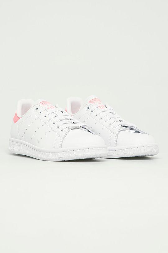 adidas Originals - Topánky Stan Smith W biela