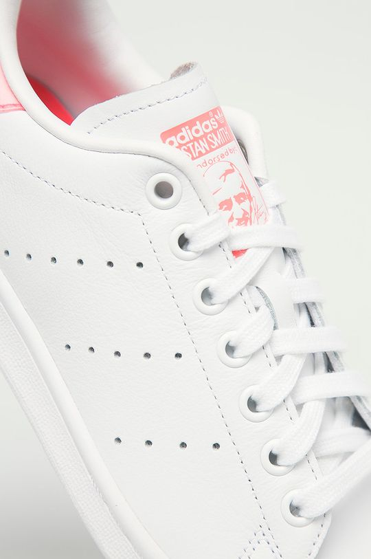 adidas Originals - Topánky Stan Smith W  Zvršok: Syntetická látka, Prírodná koža Vnútro: Syntetická látka, Textil Podrážka: Syntetická látka