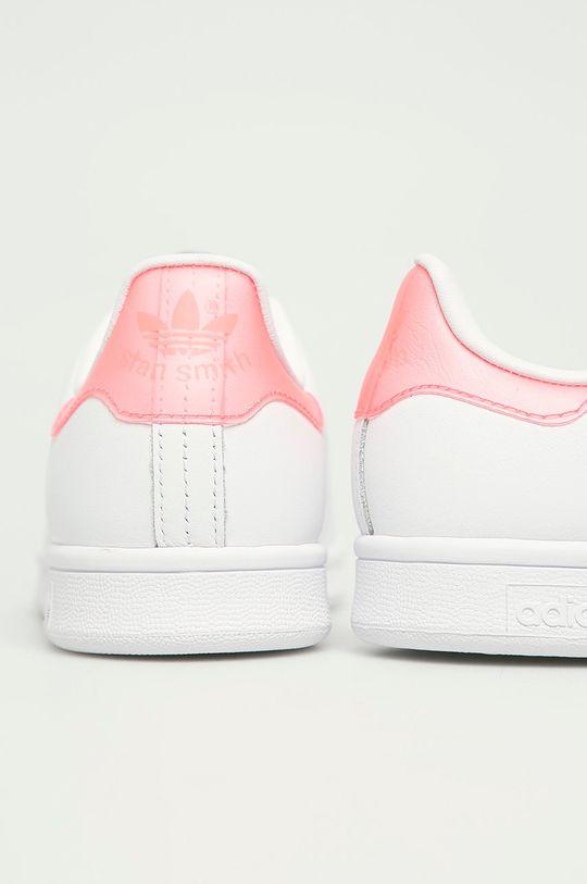 biela adidas Originals - Topánky Stan Smith W