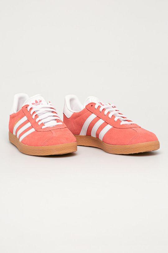 adidas Originals - Topánky Gazelle W sýto ružová