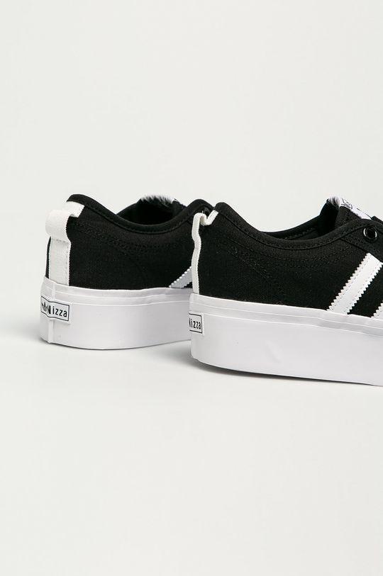 adidas Originals - Tenisky Nizza Platform  Svršek: Umělá hmota, Textilní materiál Vnitřek: Textilní materiál Podrážka: Umělá hmota