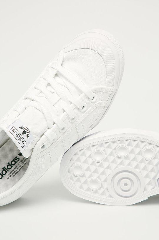 adidas Originals - Tenisky Nizza Platform W  Svršek: Umělá hmota, Textilní materiál Vnitřek: Textilní materiál Podrážka: Umělá hmota